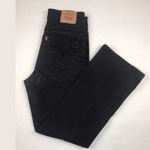 🔥 Levi's 512 Vintage High Rise Bootcut Jeans